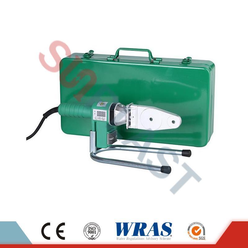 PPR Boru & amp; 20-63mm Soket Füzyon Kaynak Makinesi HDPE Boru