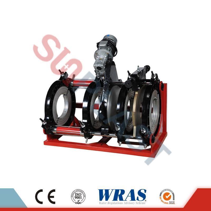 HDPE Boru için 400-630mm Hidrolik Alın Füzyon Kaynak Makinası