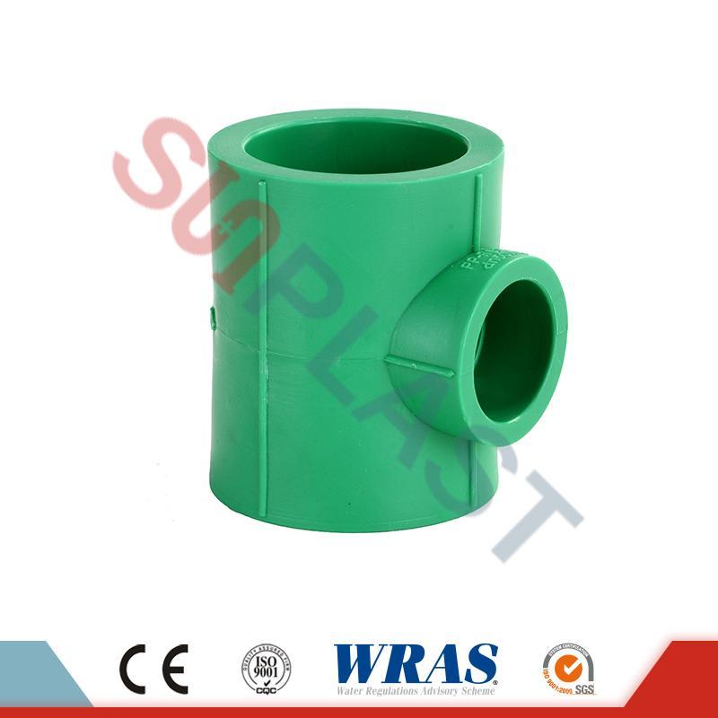 DIN8077 PPR Tee Azaltılması
