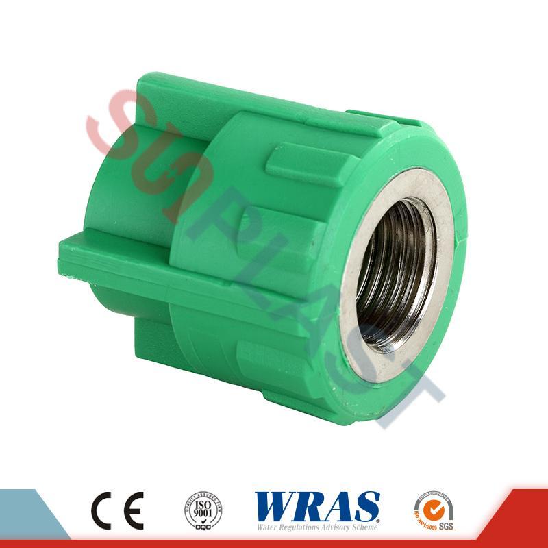 DIN8077 PPR Dişi Bağlayıcı
